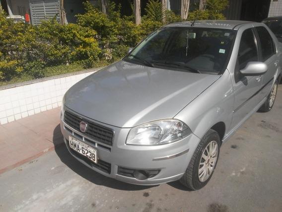 Fiat Siena 1.4 El Flex 4p 2011
