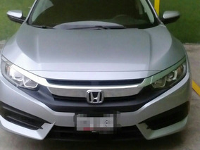 Honda Civic 2.0 Ex Mt 2017