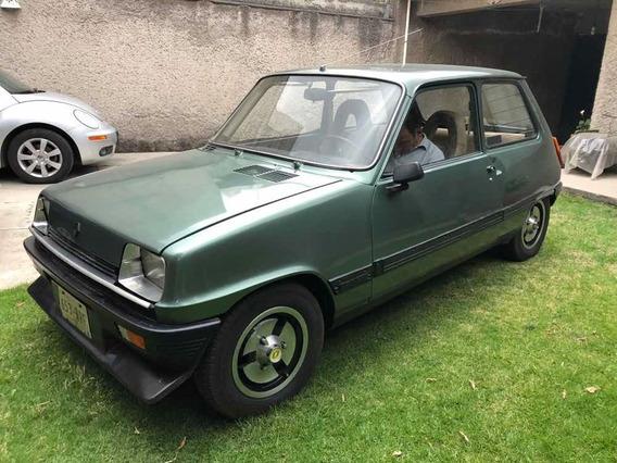 Renault 1983 Mirage Ls