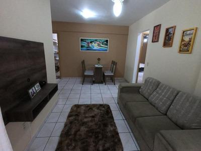 Apartamento Em Centro, Guarapari/es De 70m² 2 Quartos À Venda Por R$ 300.000,00 - Ap217901