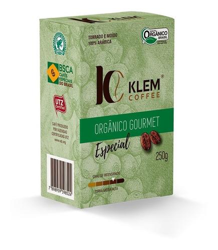Café Orgânico Especial Gourmet - Klem Coffee - 250g