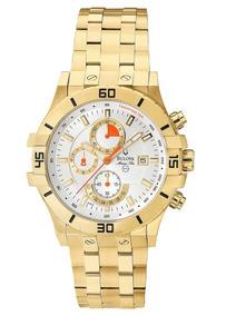 Relógio Bulova Masculino Wb30999h.