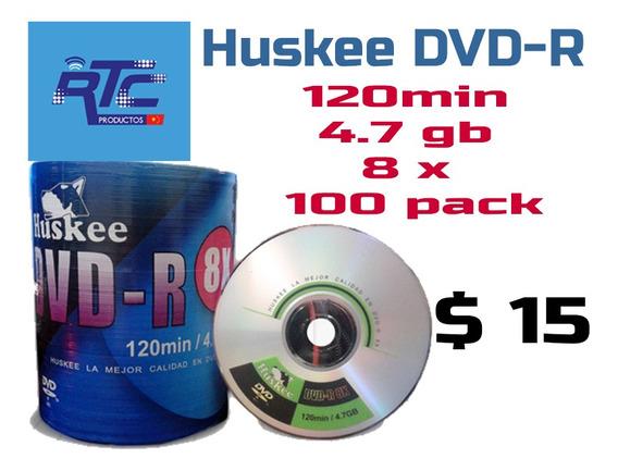 Dvd Huskee