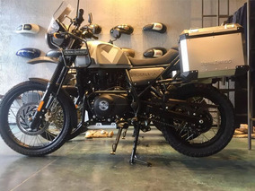 Royal Enfield Himalayan Sleet (carburada- Frenos De Disco)
