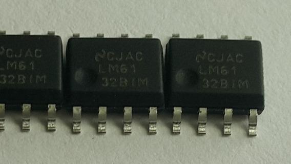 Lm6132bim - Kit 5 Un - Amplificador Operacional Rápido