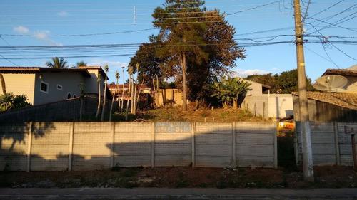 Terreno Residencial À Venda No Jardim Do Lago - Atibaia. - Te0092