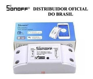 Interruptor Sonoff® Basic R2 Wi-fi - Automação Residencial
