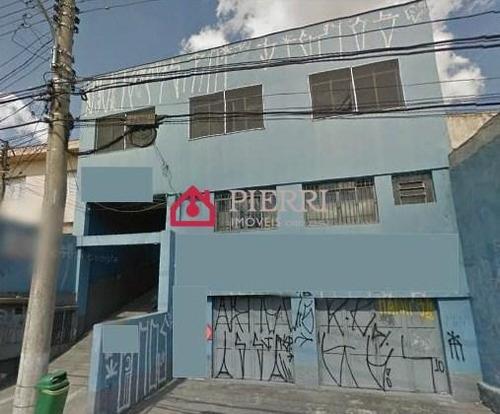 Imagem 1 de 1 de Excelente Terreno Para Construção Em Pirituba, 12 Metros De Frente Por 48 - 6820