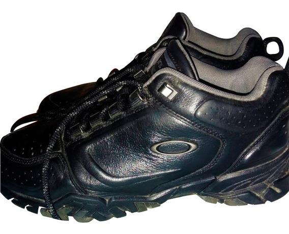 Tenis Oakley Preto Bico De Ferro