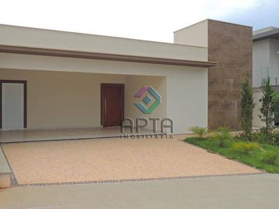 Casa Nova, Com 3 Suítes, Piscina, À Venda, 213 M² Por R$ 890.000 - Condomínio Buona Vita - Ribeirão Preto/sp - Ca0535