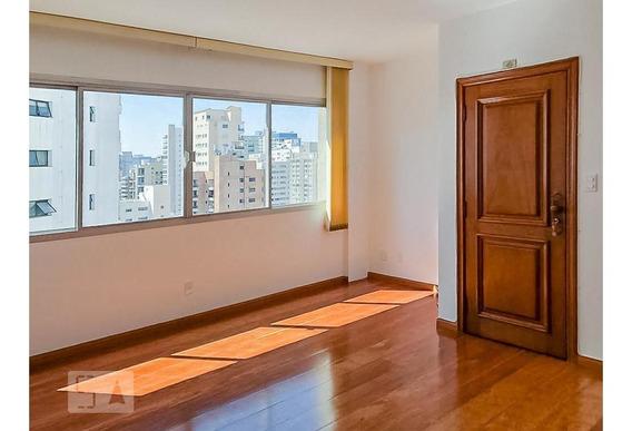 Apartamento Para Aluguel - Moema, 2 Quartos, 81 - 893063188