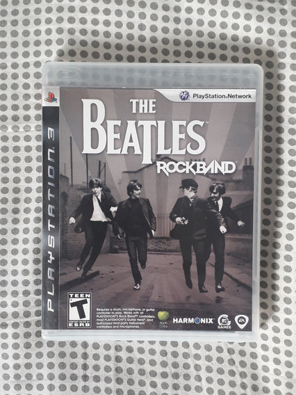 The Beatles Rock Band | Jogo Original Para Playstation 3