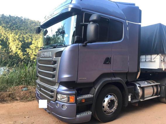 Scania R 440 Highline 6x4 Automático 2012/13 Streamline