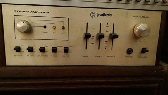 Gradiente Lab75 Amplificador