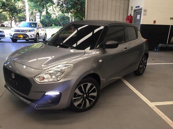 Suzuki New Swift Mecanico 1.2 Gl Modelo 2019 Colo Plata