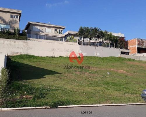 Terreno À Venda, 492 M² Por R$ 1.300.000,00 - Alphaville - Barueri/sp - Te1663