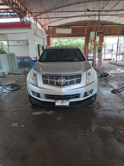 Cadillac Srx Blindada Nivel Iv P