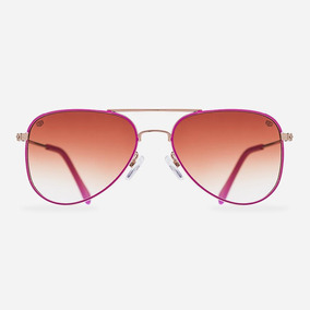 b431b6468 Oculos De Sol Rosa Aviador Infantil - Óculos no Mercado Livre Brasil