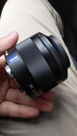 Lente Sony 35mm 2.8 Fe Carl Zeiss