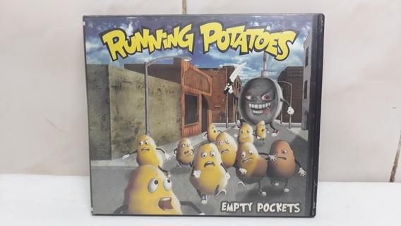 Running Potatoes Empty Pockets Patea 2001