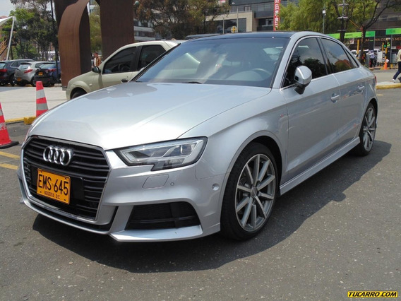 Audi A3 Sline Progressive 2.0 At Turbo