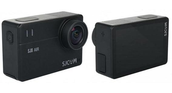 Camera Filmadora De Ação Sj8 Air Wifi 1296p 14mp