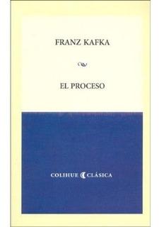 Libro El Proceso - Kafka Franz
