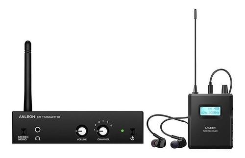 Imagen 1 de 3 de Anleon S2 Sistema Inalambrico Monitoreo Auricular Cuotas