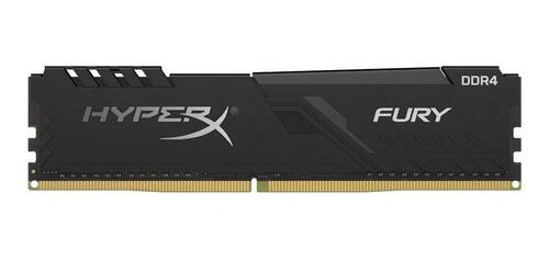 Memoria RAM Fury DDR4 gamer color Negro  8GB 1 HyperX HX426C16FB3/8