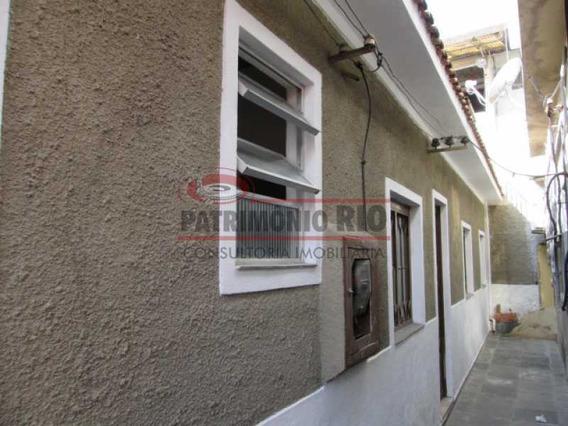 Aconchegante Casa De Vila 2 Quartos, Terraço - Braz De Pina. - Pacv20057