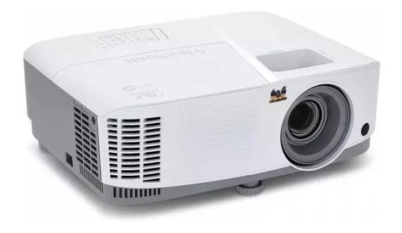 Projetor Viewsonic Pa503s(dlp3600lumens/20.000:1/hdmi/svga