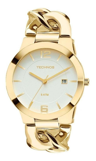 Relógio Technos Feminino Elegance Unique 2115ul/4b Original