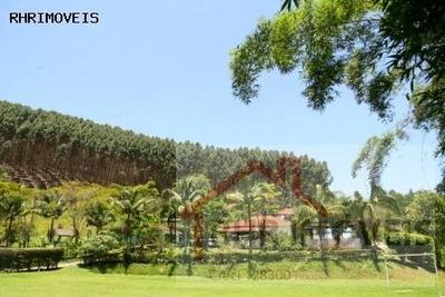 Chácara Para Venda Em Mogi Das Cruzes, Distrito De Sabaúna, 4 Dormitórios, 4 Banheiros, 15 Vagas - 077