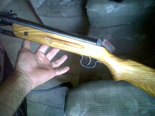 Rifle Flover De Aire Con Resorte Chino 4.5