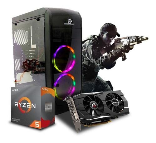 PC ARMADA GAMER RYZEN 3600