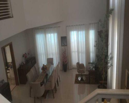 Vende-se Sobrado Com 357m², No Condomínio Paineiras Em Ribeirão Preto-sp,  Com 5 Suítes, 6 Vagas De Garagem, Sala Com 3 Ambientes,sala De Tv - Kccn50002 - 68959424