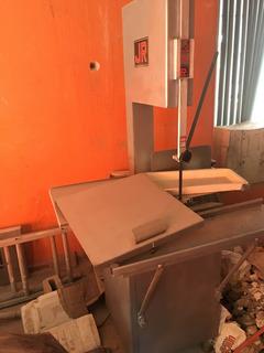 Equipo Para Carniceria Semi Muevos Vitrina, Sierra Y Molino