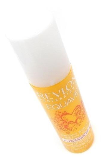 Revlon Equave Instant Beauty Acondicionador Protección Solar