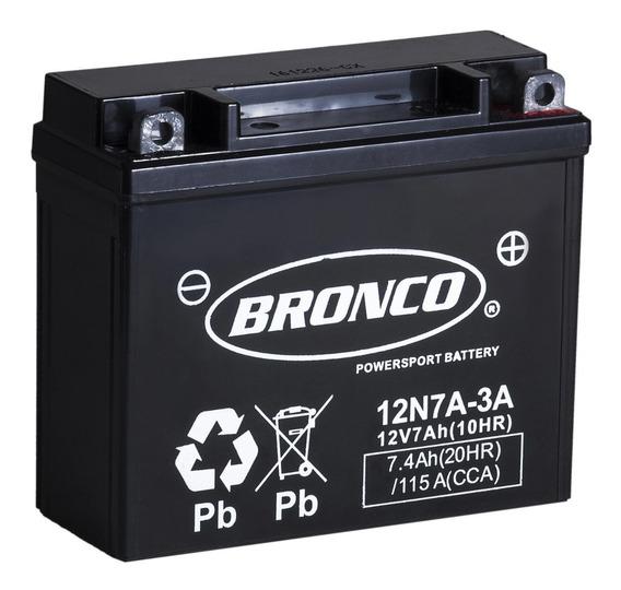 Bateria Bronco 12n7a-3a