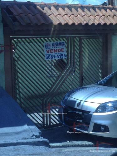 Imagem 1 de 15 de Ref.: 847 - Casa Terrea Em Osasco Para Venda - V847