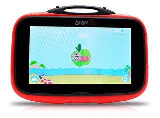 Nueva Tablet Ghia Kids 7 Para Niño Uso Rudo Edicion Catarina