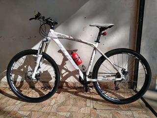 Bicicleta Slp 300 Pro Rodado 27 Frenos A Discos