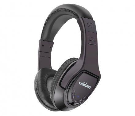 Headphone Bluetooth 4.1 Microfone Cartão De Memória Rádio Fm