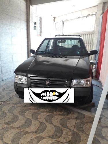 Imagem 1 de 7 de Fiat Uno Mile Economy