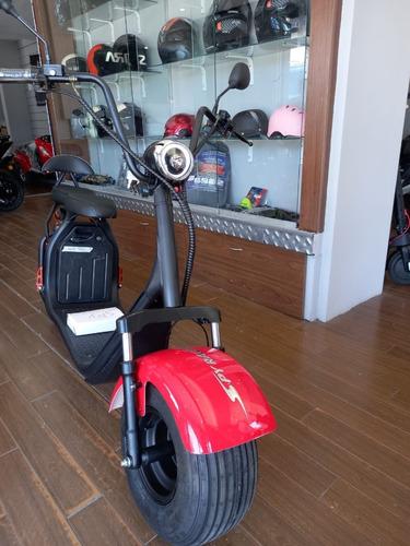 Sunra Spyracing Citycoco 1000w 20ah Monopatin Electrico 0kmy