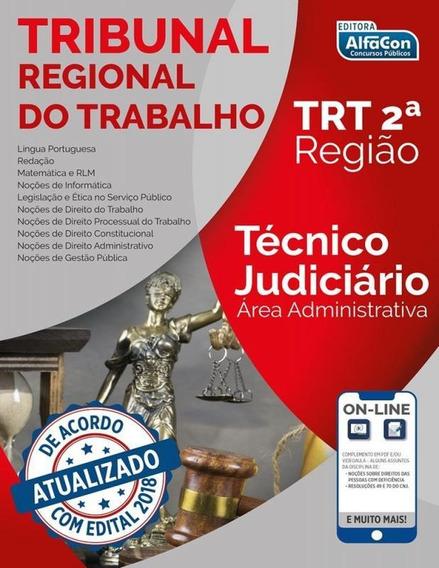 Tribunal Regional Do Trabalho - Trt 2 Regiao - Alfacon