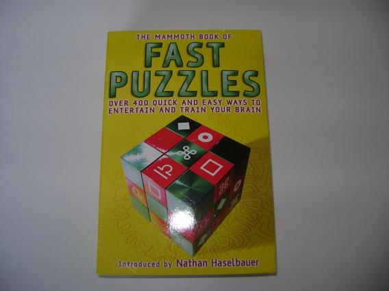Livro De Jogos Com Números - Fast Puzzles - 400 Jogos!!!