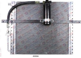 Condensador Caminhao Iveco Tector Fluxo Paralelo (650084)