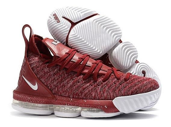 Zapatos Botas Botines Basket Baloncesto Nike Lebron 16