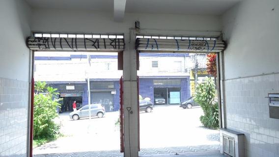 Salão Comercial Para Locação, Vila Prudente, São Paulo - Sl0172. - Sl0172
